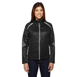 Dynamo Women's Three-layer Lightweight Bonded Performance Hybrid Black 703 Jacket