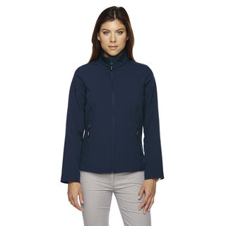 Cruise Women's Two-layer Fleece Bonded Soft Shell Classic Navy 849 Jacket