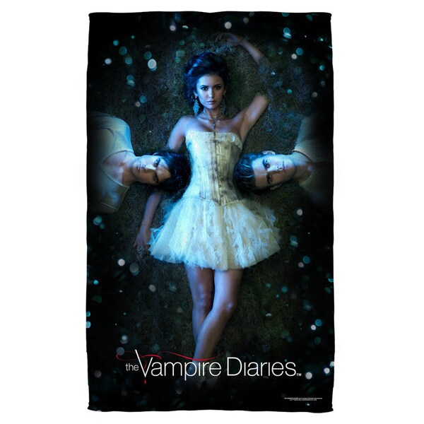 Vampire Diaries/Why Choose Beach Towel