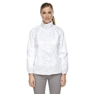 Climate Women's Seam-sealed Lightweight Variegated Ripstop White 701 Jacket (More options available)