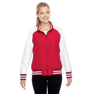 Championship Women's Sport Red Jacket