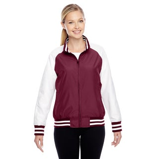 Championship Women's Sport Maroon Jacket (More options available)