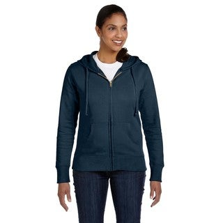 Women's Organic/ Recycled Pacific Full-zip Hoodie