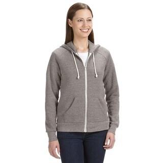 Adrian Women's Eco Grey Hoodie
