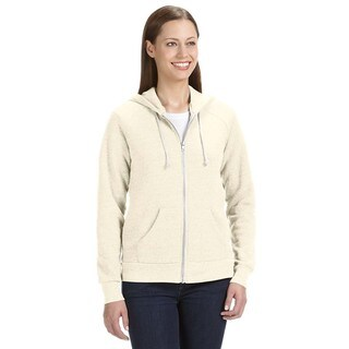 Adrian Women's Eco Ivory Hoodie (3 options available)