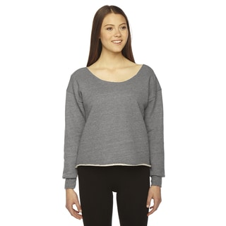 Athletics Women's Crop Zinc One Size Sweatshirt