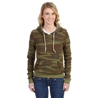 Athletics Women's Camo Hoodie