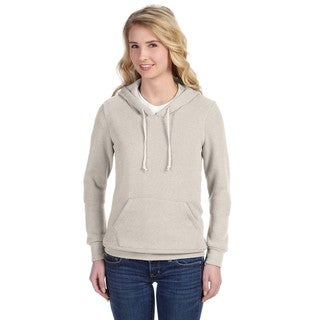 Athletics Women's Eco Oatmeal Hoodie