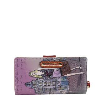Nicole Lee Gitana Clock Tower Wallet