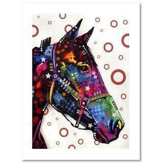 Dean Russo 'Horse' Paper Art