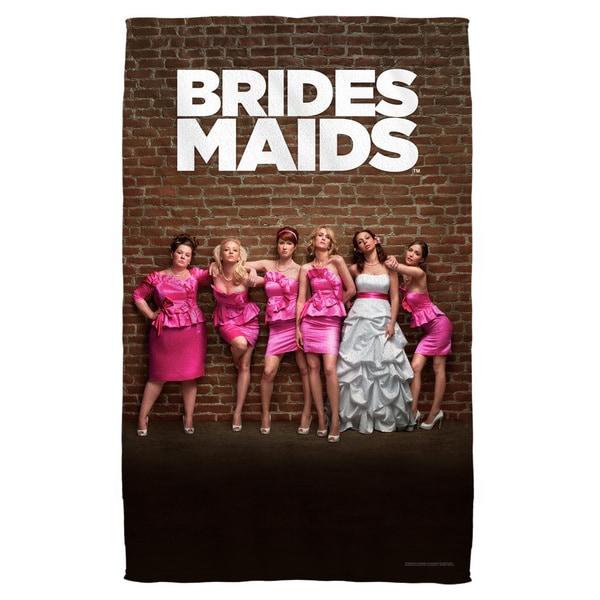 Bridesmaids/Poster Beach Towel