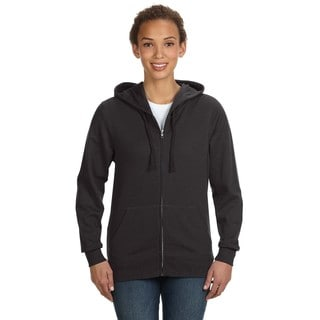 Full-zip Women's Smoke Hoodie