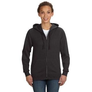 Full-zip Women's Smoke Hoodie