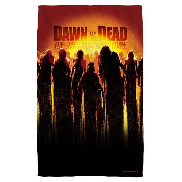 Dawn Of The Dead/Dead Beach Towel
