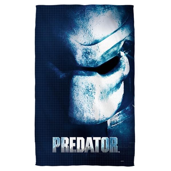 Predator/Mask Beach Towel