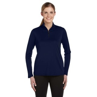 Quarter-zip Women's Lightweight Sport Dark Navy Pullover