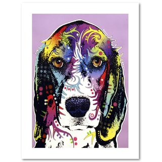 Dean Russo '4 Beagle' Paper Art