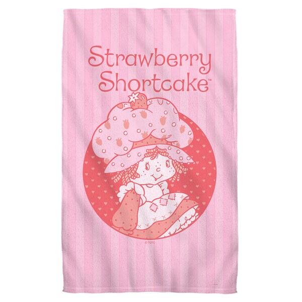 Shop Strawberry Shortcake Classic Beach Towel Free