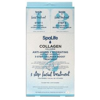 SpaLife 3-step Collagen Facial Treatment (Pack of 3)