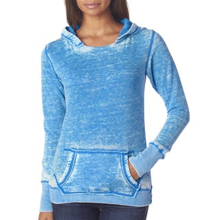 Zen Women's Fleece Hoodie Oceanberry Pullover