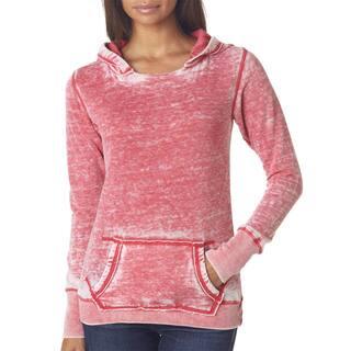 Zen Women's Fleece Hoodie Wildberry Pullover|https://ak1.ostkcdn.com/images/products/12265235/P19105371.jpg?impolicy=medium