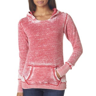 Zen Women's Fleece Hoodie Wildberry Pullover