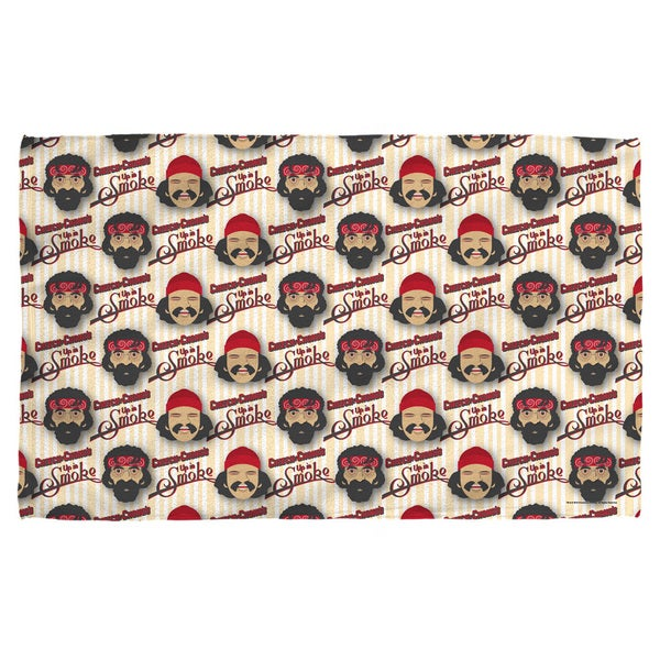 Cheech & Chong/Bambu Polyester Beach Towel