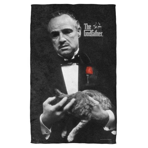 Godfather/Poster Beach Towel
