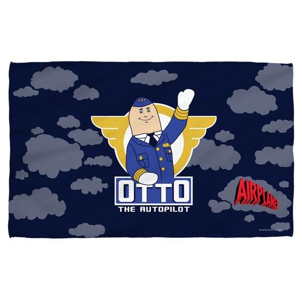 Airplane/Otto Beach Towel