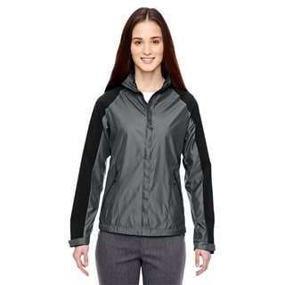 Borough Women's Lightweight with Laser Perforation Black 703 Jacket