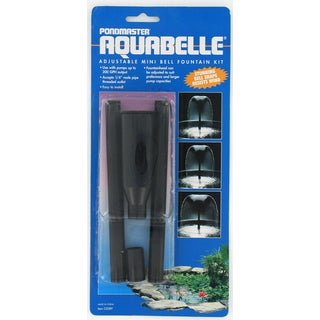 Pondmaster 02089 Mini Bell Aquabelle Fountain Head Kit