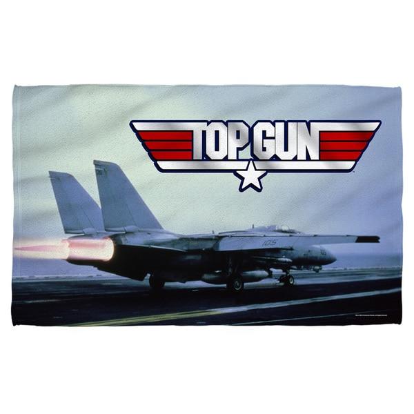 Top Gun/Take Off Polyester Beach Towel