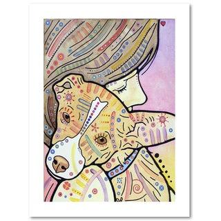 Dean Russo 'Pixie' Paper Art