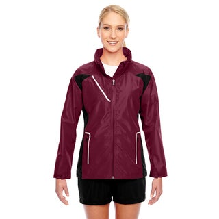 Dominator Women's Waterproof Sport Maroon Jacket