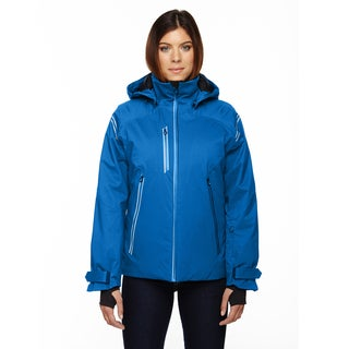 Ventilate Women's Seam-sealed Insulated Olympic Blue 447 Jacket