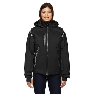 Ventilate Women's Seam-sealed Insulated Black 703 Jacket