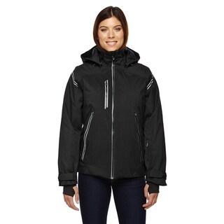 Ventilate Women's Seam-sealed Insulated Black 703 Jacket