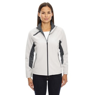 Three-layer Light Bonded Women's Soft Shell Concrete 869 Jacket
