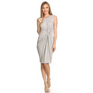 Women's Ruched Wrap Dress https://ak1.ostkcdn.com/images/products/12265471/P19105255.jpg?impolicy=medium