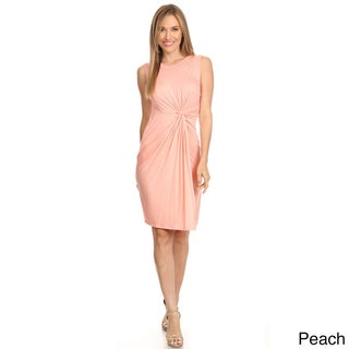 Women's Ruched Wrap Dress (3 options available)