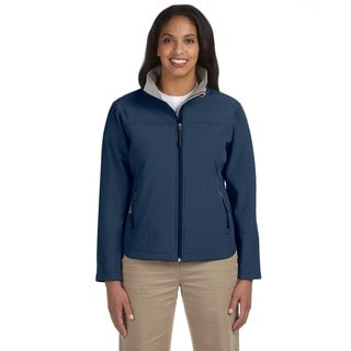 Soft Shell Women's Navy Jacket