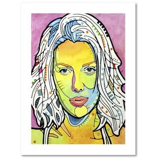Dean Russo 'Skin Deep' Paper Art