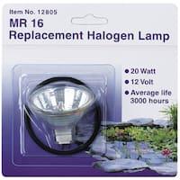 Pondmaster 12805 MR 16 Halogen Replacement Bulb