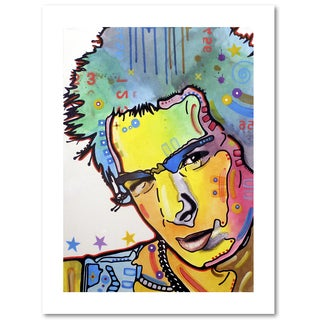 Dean Russo 'Sid' Paper Art