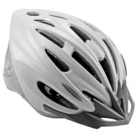 Cycle Force Reflective Grey 1500 ATB Helmet