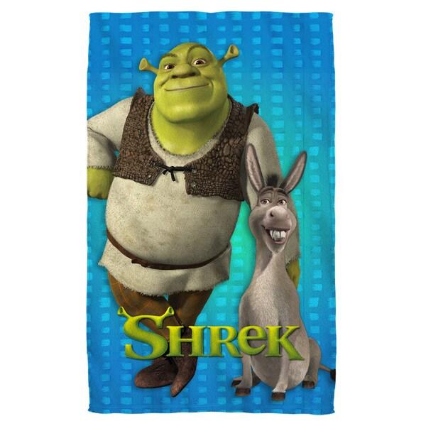 Shrek/Pals Polyester Beach Towel