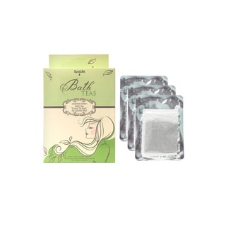 SpaLife Jasmine Green Bath Tea (Pack of 3)