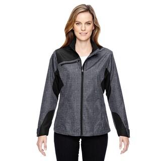 Interactive Women's Sprint Printed Lightweight Carbon 456 Jacket