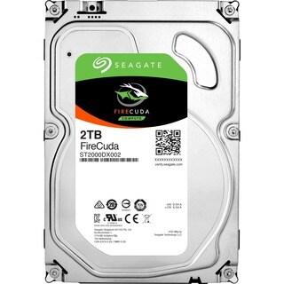 Seagate FireCuda ST2000DX002 2 TB Hybrid Hard Drive - SATA (SATA/600)