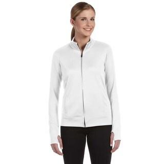 Lightweight Women's White Jacket
